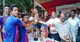 ভেদরগঞ্জে গ্রীষ্মকালীন ক্রীড়া প্রতিযোগিতা সম্পন্ন