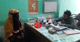 নিরবচ্ছিন্ন সেবা দিয়ে যাচ্ছেন শরীয়াতপুর সদর হাসপাতালের চিকিৎসকরা