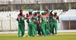 পাকিস্তানে গেল বাংলাদেশ অনূর্ধ্ব-১৬ ক্রিকেট দল