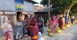 ত্রাণ চাল চুরি করতে বিএনপি নেতার অভিনব কৌশল