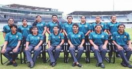 আজ পাকিস্তান সফরে যাবে জাতীয় নারী দল