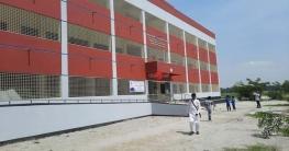 নড়িয়ায় রাহাপাড়া আশ্রয় কেন্দ্র উদ্বোধন করলেন প্রধানমন্ত্রী
