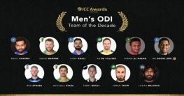 আইসিসির দশক সেরা ওয়ানডে দলে একমাত্র বাংলাদেশি সাকিব
