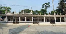 প্রাচীন স্থাপত্য শিল্পের ধারক বুড়িরহাট জামে মসজিদ