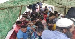 ভেদরগঞ্জে প্রায় ৫২ জেলে আটক, স্পিডবোট, জাল ও নৌকা জব্দ