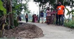 'ইচ্ছা করেই' রাস্তা কাটলেন বিএনপি নেতা, এলাকাবাসীর ক্ষোভ