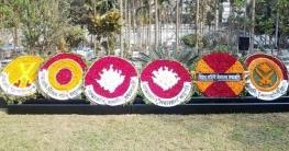 পিলখানার শহিদদের প্রতি রাষ্ট্রপতি ও প্রধানমন্ত্রীর শ্রদ্ধা