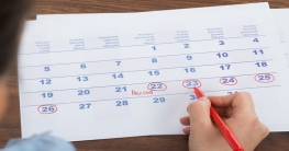 পিরিয়ডের দিন গণনা করে নিরাপদ সহবাস ও জন্মনিয়ন্ত্রণ