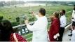 পদ্মার পাড়ে প্রধানমন্ত্রীর নামে আন্তর্জাতিক ক্রিকেট স্টেডিয়াম