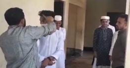 ৬ মাদ্রাসা শিক্ষার্থীর চুল কেটে দেওয়া ওই শিক্ষক আটক
